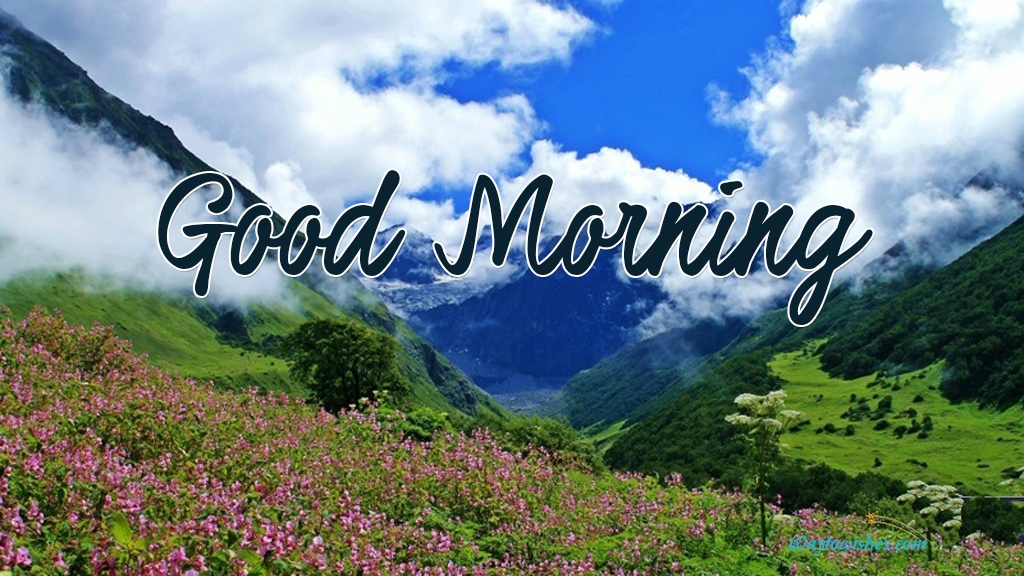 Good Morning Uttarakhand