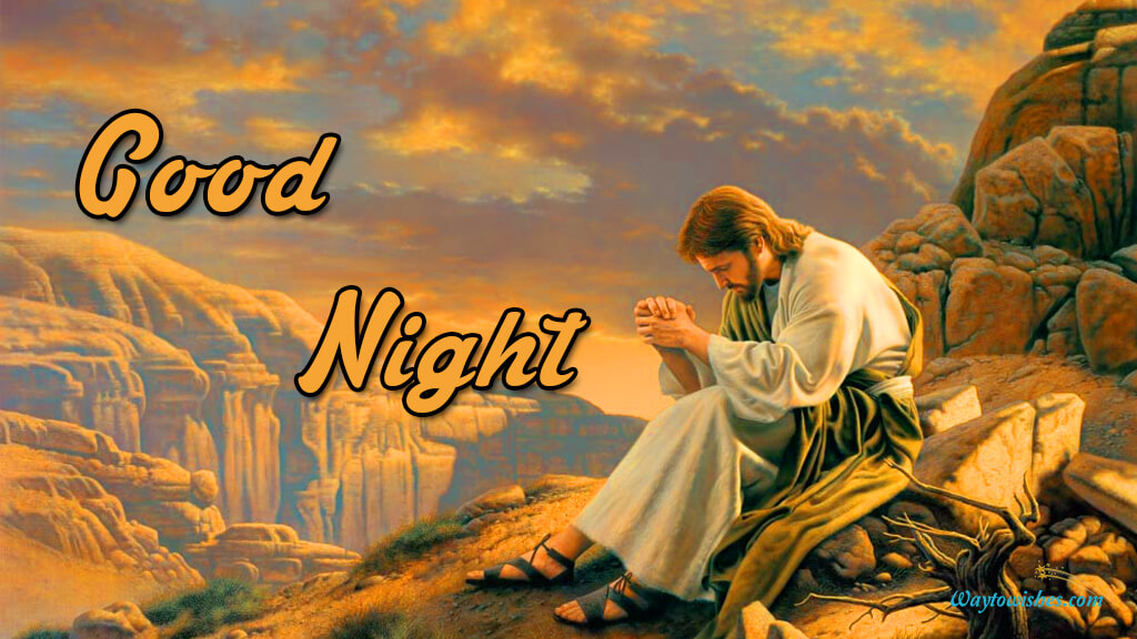 Good Night Christian Images