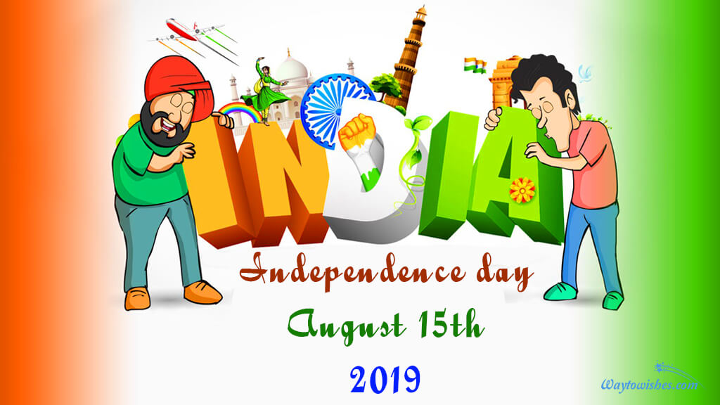 Independence Day August 15 2019