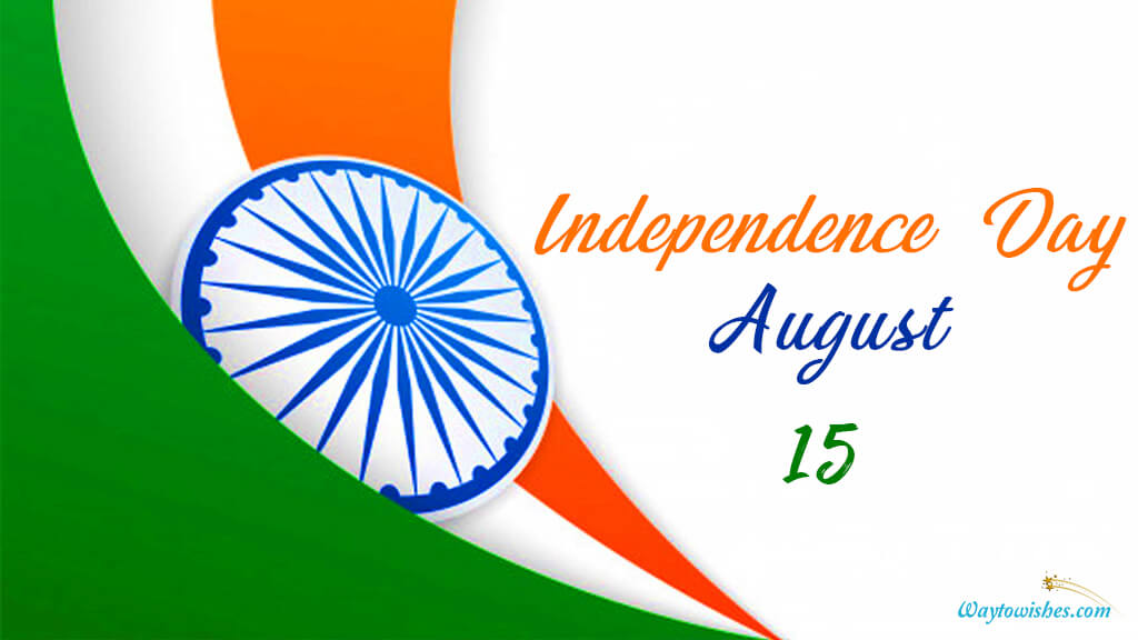 Independence Day August 15