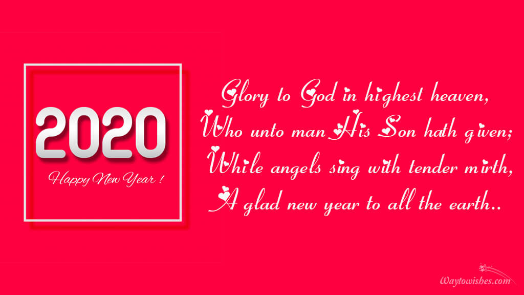 Glory To God In Highest