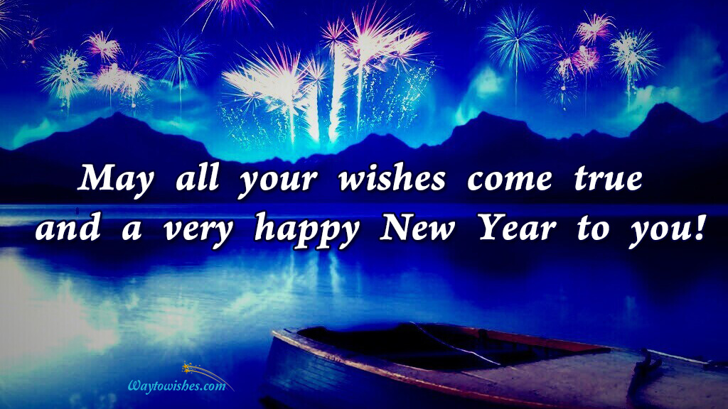 May All Your Wishes Come