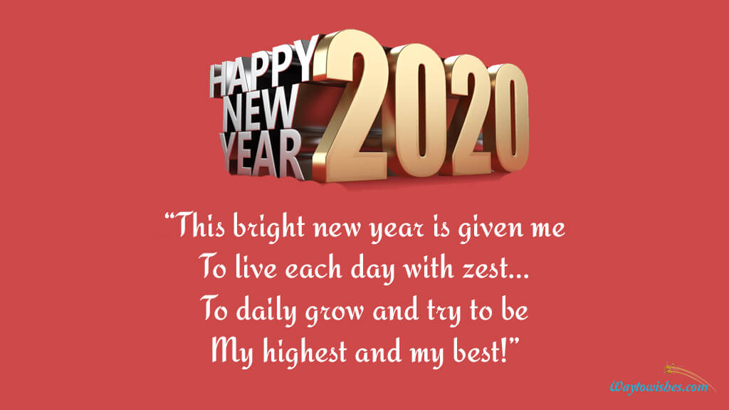 This Bright New Year
