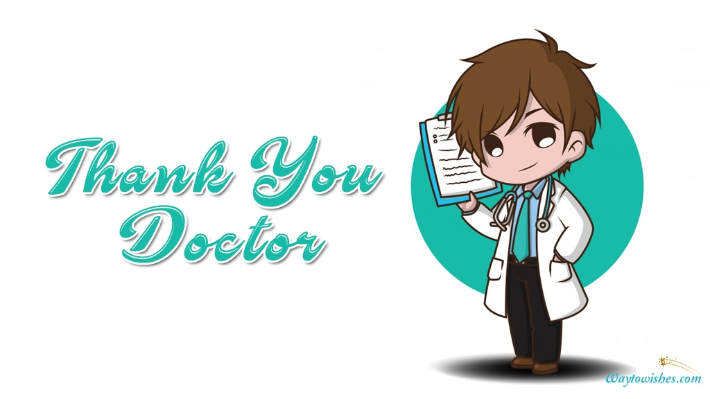 Thank You Doctor