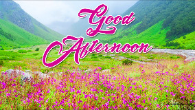 Good Afternoon Uttarakhand