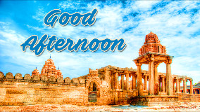 Good Afternoon Varanasi