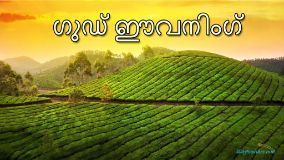 Good Evening In Malayalam