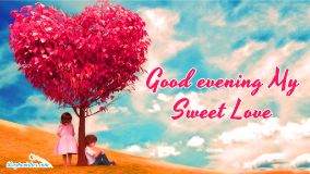 Good Evening My Sweet Love