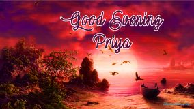 Good Evening Priya