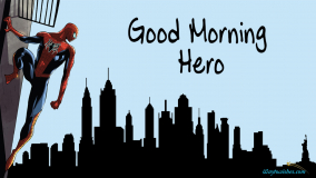 Good Morning Hero