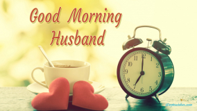 Good Morning Husband