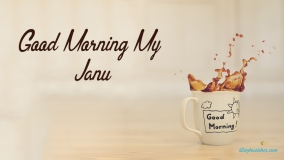 Good Morning My Janu