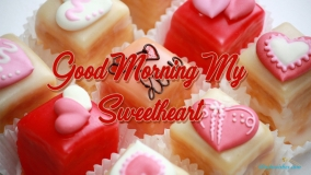 Good Morning My Sweetheart