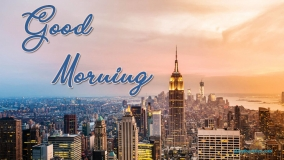 Good Morning New York City