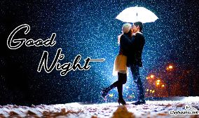 Good Night Couple Images