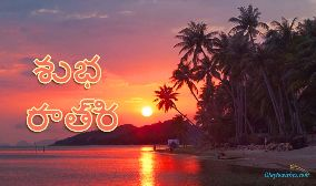 Good Night in Telugu