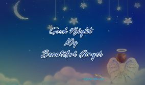Good Night My Beautiful Angel