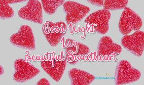 Good Night My Beautiful Sweetheart