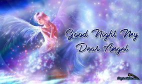 Good Night My Dear Angel