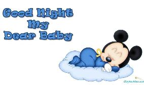 Good Night My Dear Baby