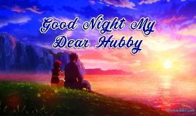 Good Night My Dear Hubby