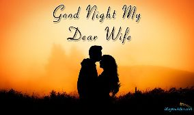 Good Night My Dear Wife