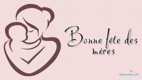 Happy Mothers Day In French