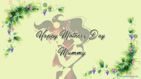 Happy Mothers Day Mummy