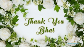 Thank You Bhai