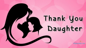 Thank You Daughter