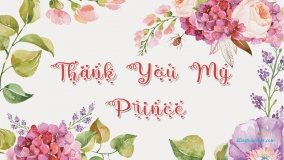 Thank You My Prince