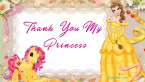 Thank You My Princess