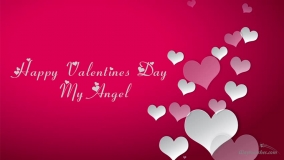 Happy Valentines Day My Angel