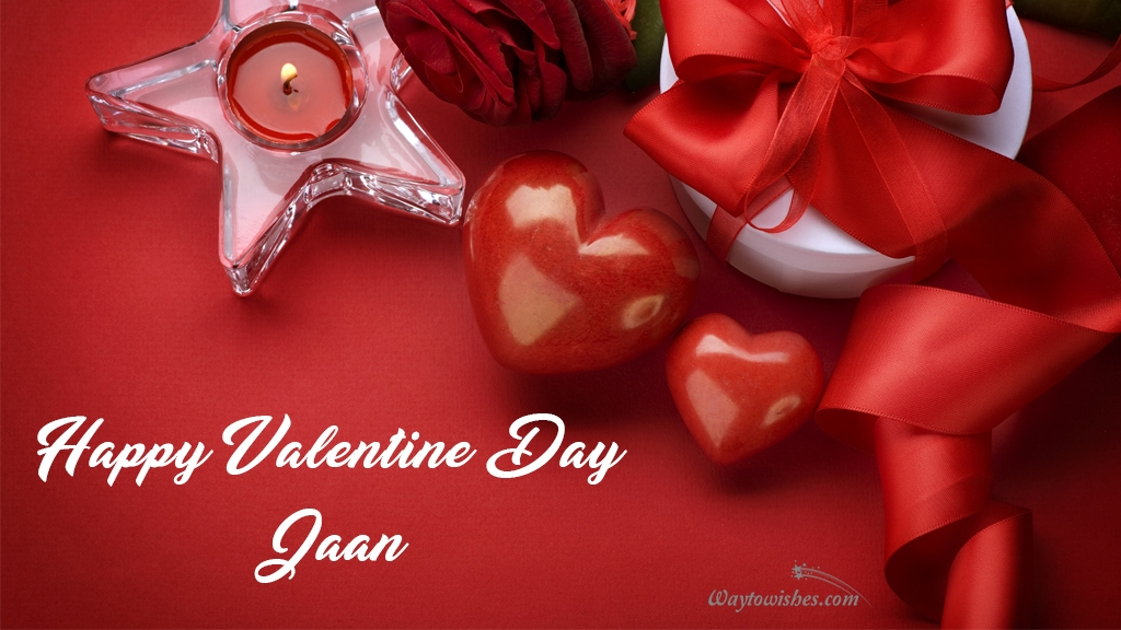 happy valentine day jaan